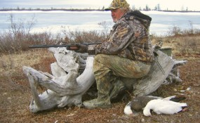 Join us for the waterfowl hunt of a lifetime with Webber's Lodges!